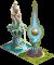 Flusso della statua magica